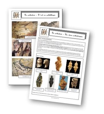 art préhistoire