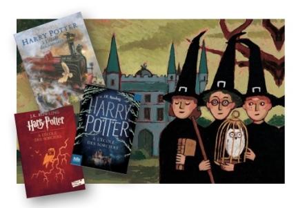 Harry Potter A L Ecole Des Sorciers Lecture Suivie La