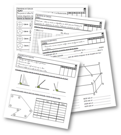 éval maths